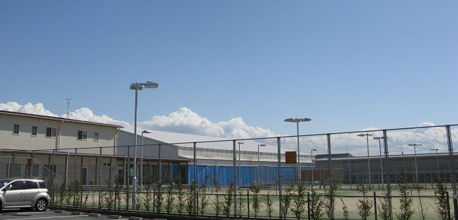 夏の雲現る