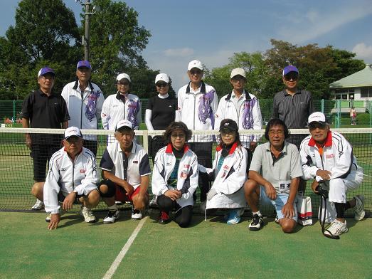 4試合目 秋田県3-0勝