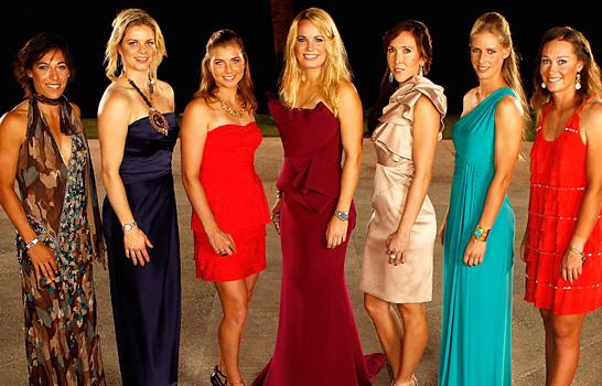 WTA CS 出場者