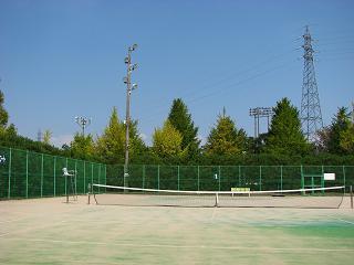 運動公園テニスコート